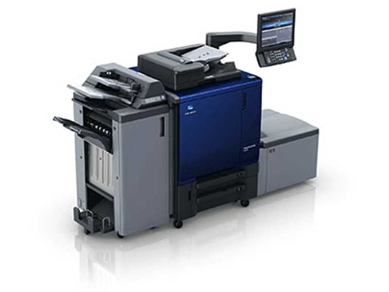 超高速彩色复印机
