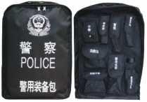 警用装备背包