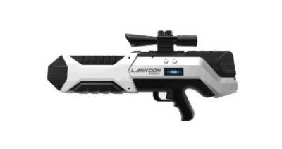 便携式无人机防御枪